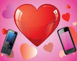 L'amour par Textos