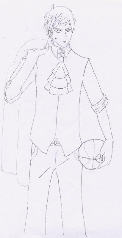 Dessin Kuroko no basket