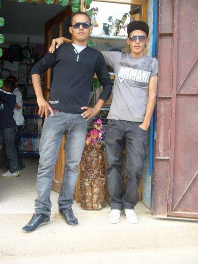 c mon mec rayan avec son ami abdel