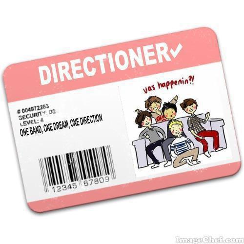 Directioner <3