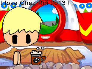 Les bannières de Chez Riri !