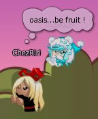 OASIS BE FRUIT !