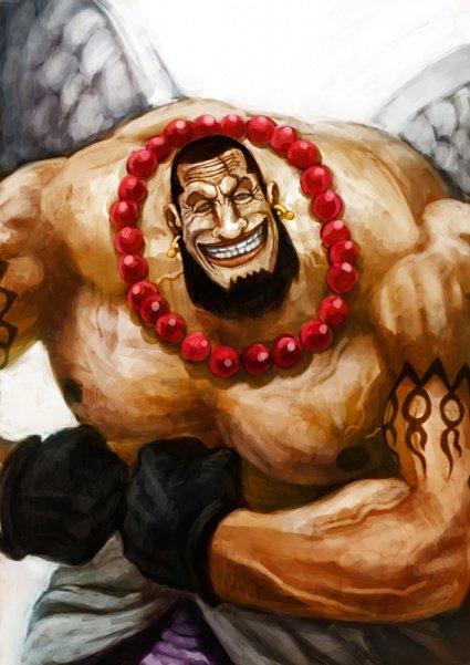 Alliance - Chapitre 4 : VS le moine fou.