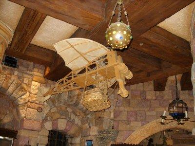Disneyland Park 6 janvier 2012 : Fantasyland - Merlin l'enchanteur