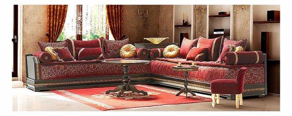 Salon Traditionnel Maison Assa3ada Nador Oualidia Anissa