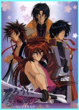 Kenshin ℓe vαgαbond