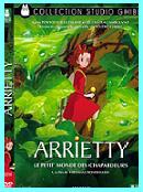 Arrietty ℓe petit monde des chαpαrdeurs
