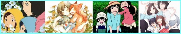 Les enfαnts ℓoups, Ame & Yuki