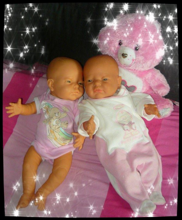 Même les bébés Jumelles s'y mettent