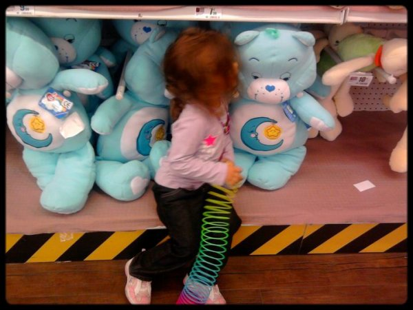 Quand Ma princesse les croisent au magasin