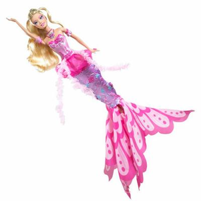 Barbie sirene les poup es barbie de collection les plus belles - Barbie barbie sirene ...