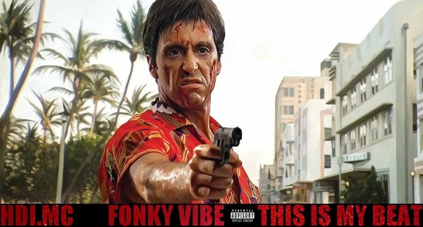 HDY.MC - Fonky Vibe (Prod by This Is My Beat)