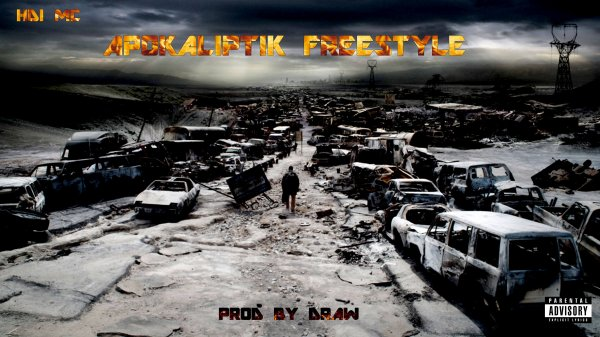 HDIMC - APOKALIPTIK FREESTYLE (Prod By Draw) Cover Officiel .