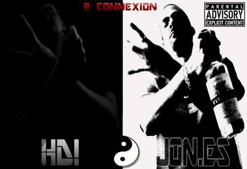 """MIXTAPE 2014"" (11 Titres) De la 9 CONNEXION (HDImc & JonEs) Disponible sur Upstarzz."