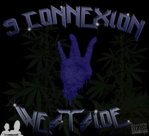 """""""WEST SIDE"""" EP 6 Titres de la 9 Connexion ( HDImc & JonEs )"""