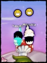 ~~Mitsukia~~