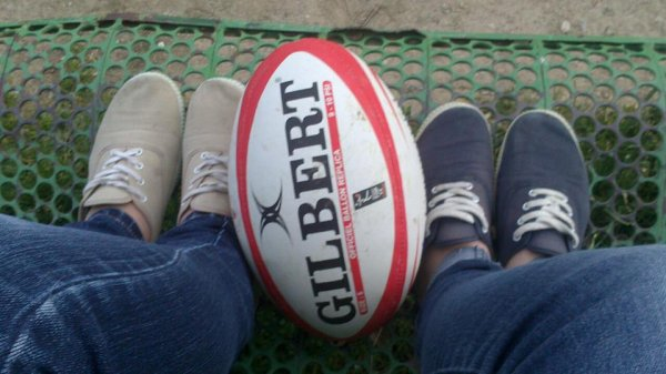 Rugby ... #P ♥