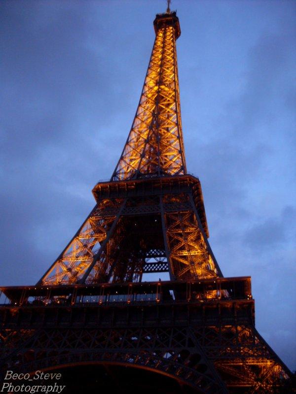 Paris pour changer de la nature un peux la ville.