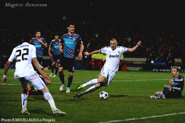 magico--Benzema ta source sur Karim version 2010/2011