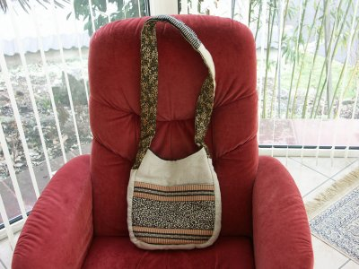 Sac africain d'Isabelle