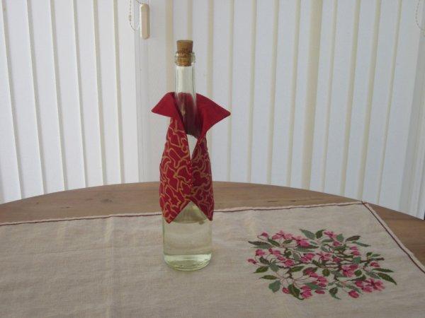 Jaquette de bouteille