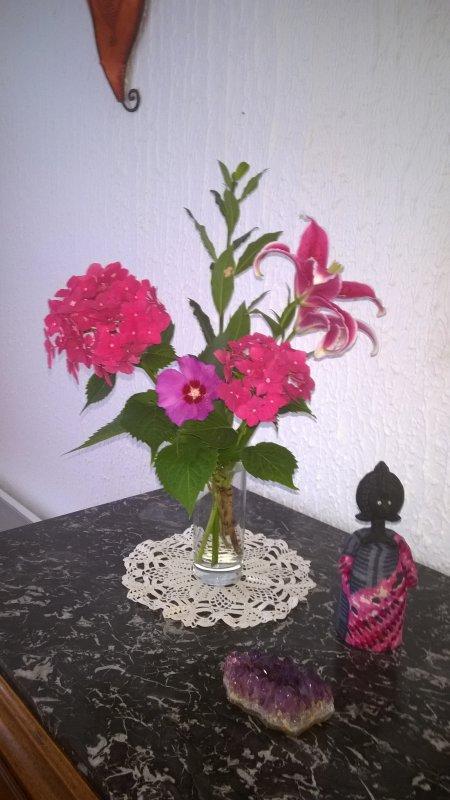 Mon bouquet du jour  !