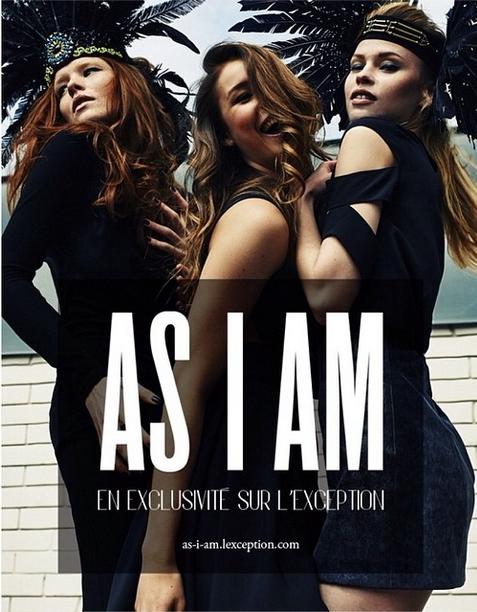 [As I Am] Tout sur les nouveautés de la collection de SHY'M