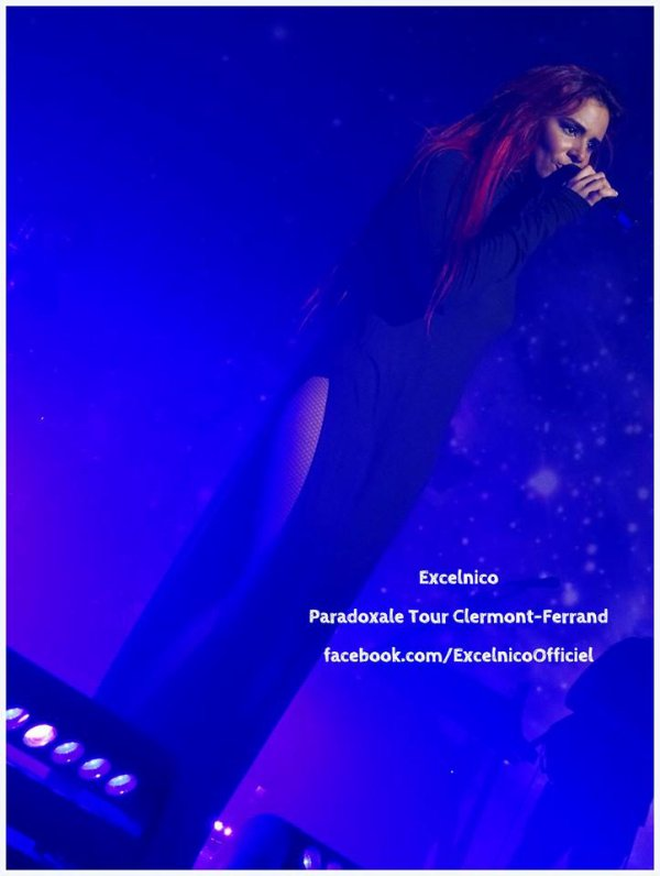 #ParadoxaleTour Zénith de Clermont-Ferrand • Première date de la tournée • Photos & vidéos