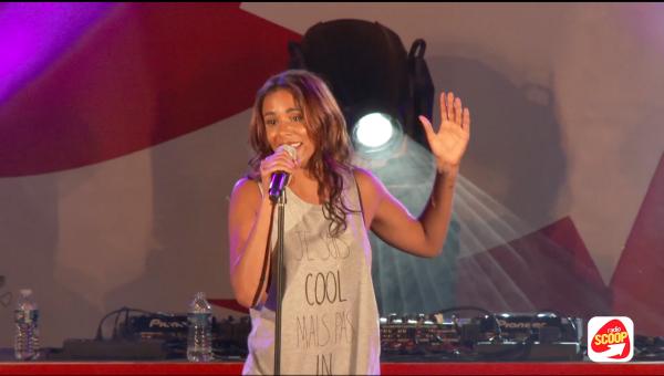 SHY'M • Scoop Live à Saint Etienne 22/06