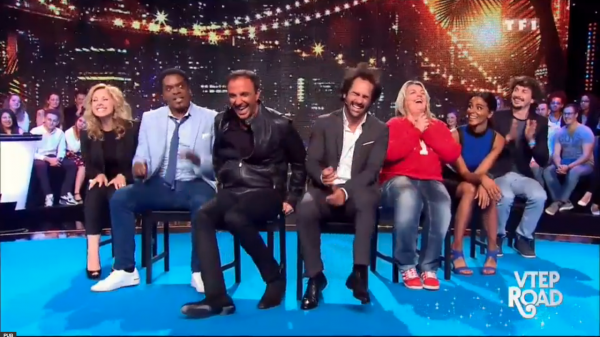"""SHY'M dans """"Ce Soir Tout Est Permis avec Arthur"""" sur TF1"""