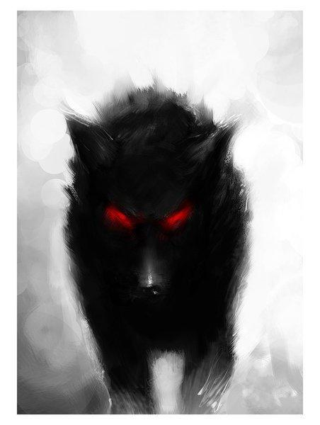 """"""" Je veux être un loup, pas un chien """""""