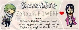 """"""" Bannière """" //Zorobin//"""