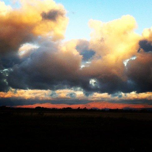 Un ciel majestuex !!