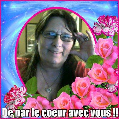 Je vous offre mon sourire du Québec !!