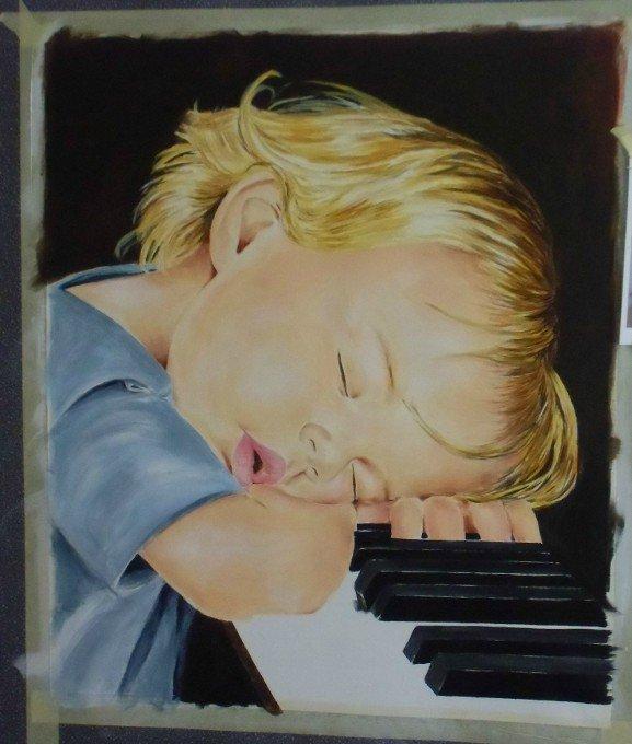 Leçon de vie !! (L'enfant au piano)