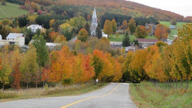 Québec en automne  série 1 !!