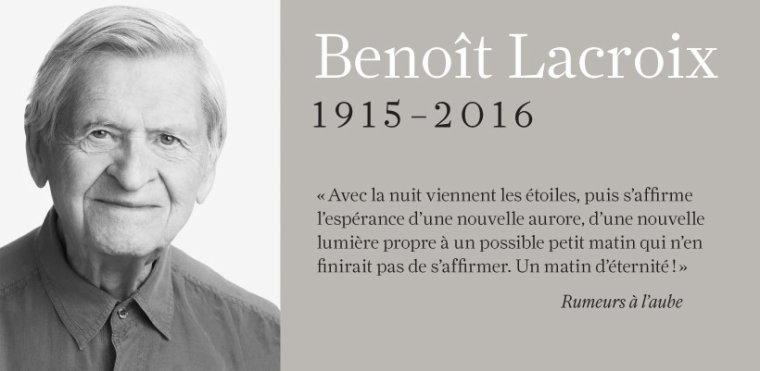 Hommage a un prêtre qui m'a fait grandir !!Merci Benoit !!!