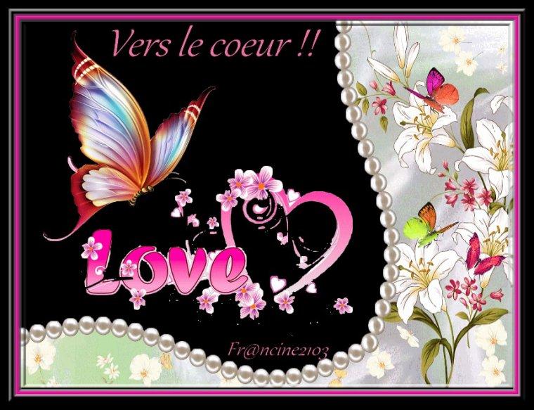 Vers le coeur !!!