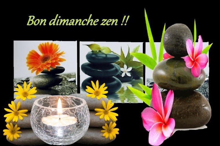 dimanche zen !!