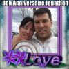 Bon anniversaire a mon fils Jonathan
