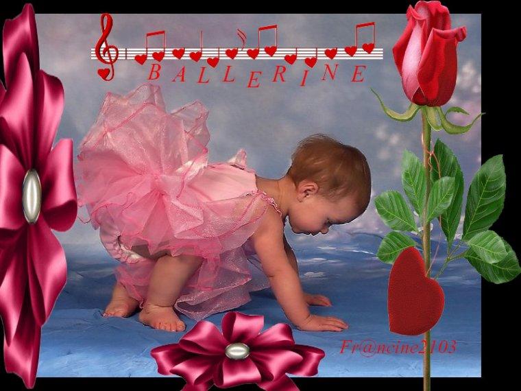 Ballerine !!