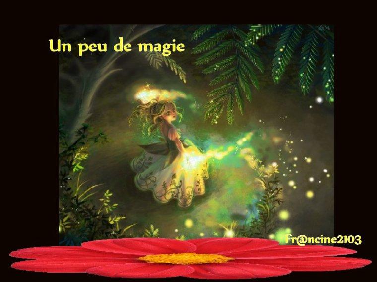 Un peu de magie !