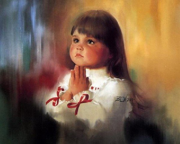 Prière du soir !