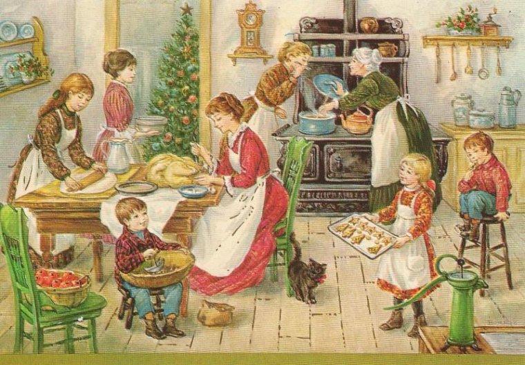 Noel d'autrefois !
