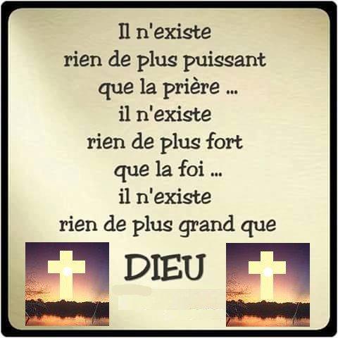 La foi