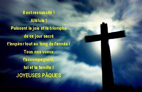 Joyeuses Pâques!!
