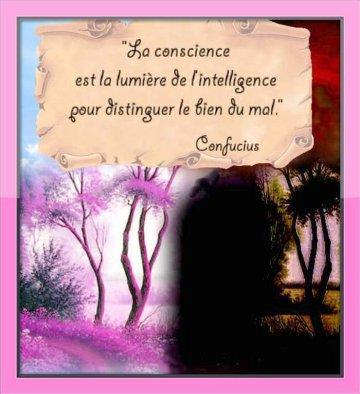 Conscience !!