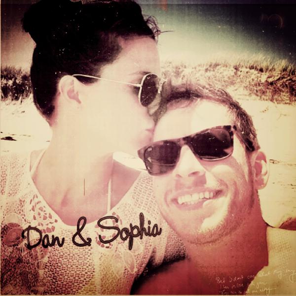 8 Septembre 2013: Instagram Dan & Sophia ( Création dejensendaily )