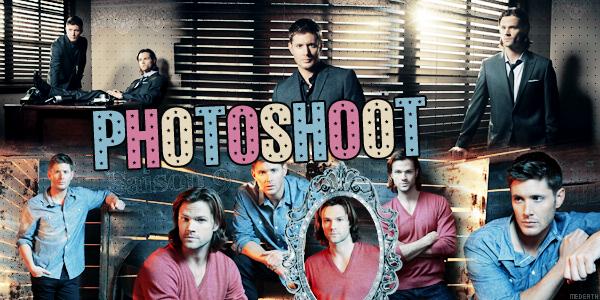 21 Septembre 2013: Photoshoot Saison 9 (Création de breatheyourlifeintome)