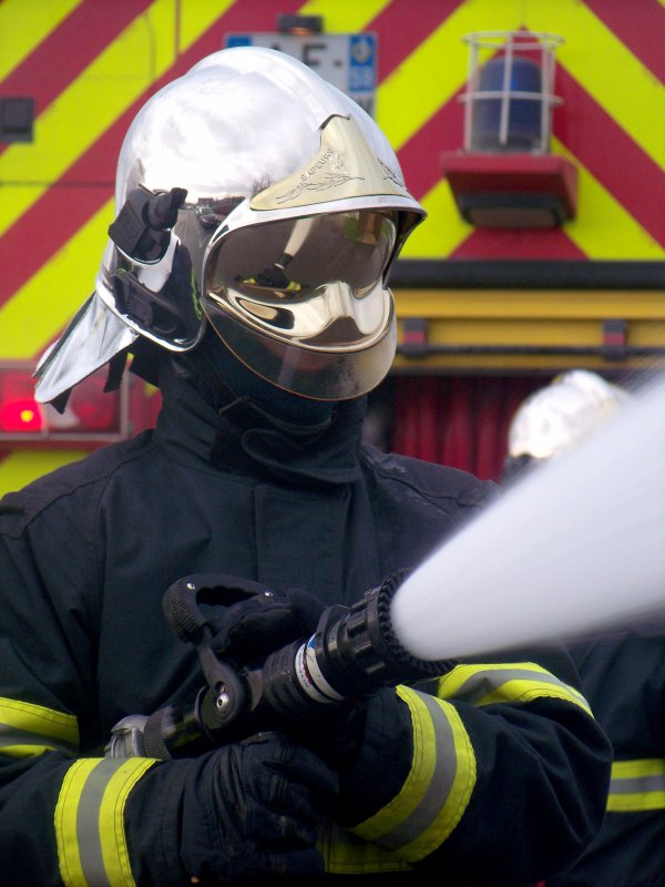 immersion  manoeuvre (compteur gaz enflammé)